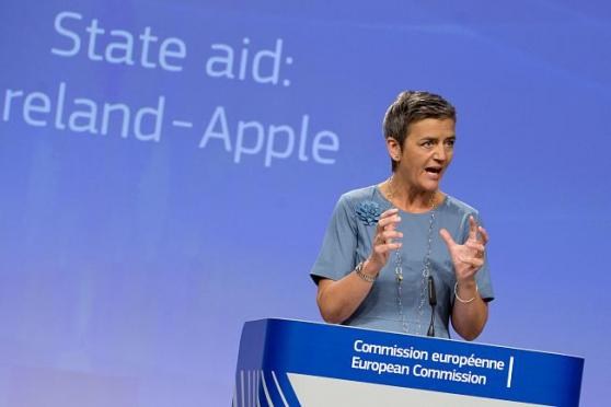 Brussels appeals court ruling that Apple doesn't need to pay €13 billion in back taxes