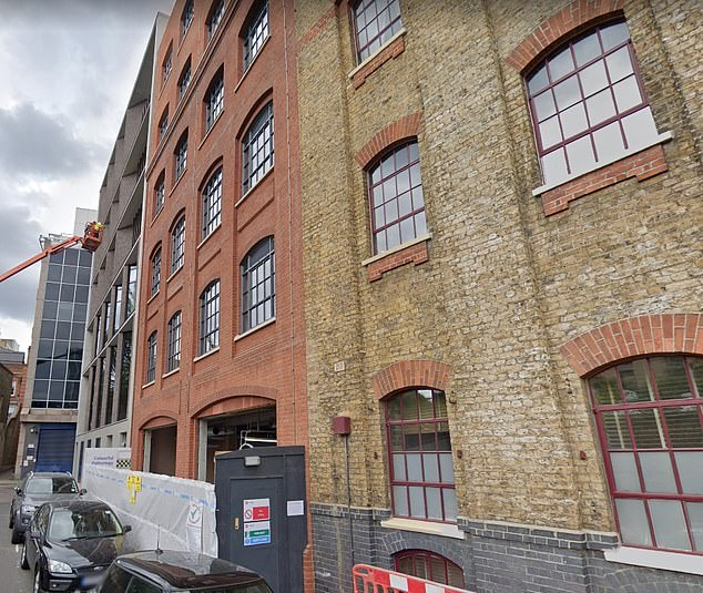 hVivo's laboratory in Whitechapel, east London (under construction) where the initial trials are set to be held in