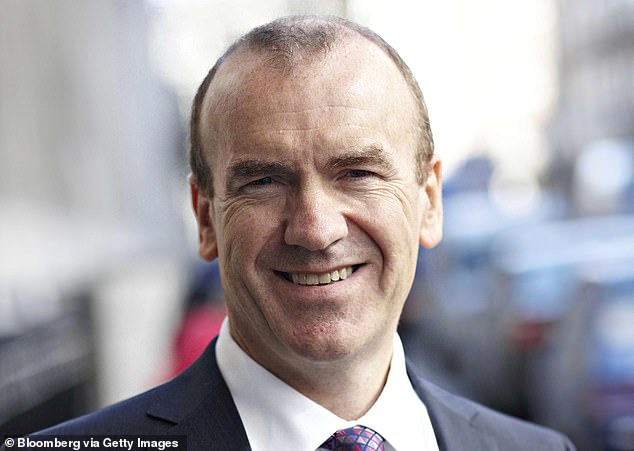 In the money: Former Tesco boss Sir Terry Leahy has emerged as one of the major winners from the £5.4bn float of The Hut Group