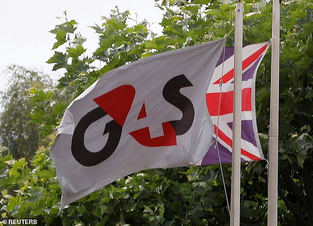 G4S soared more than 25 per cent after Garda World, the largest privately-owned security firm on earth, offered 190p a share for the London-listed firm and promised to turn it around