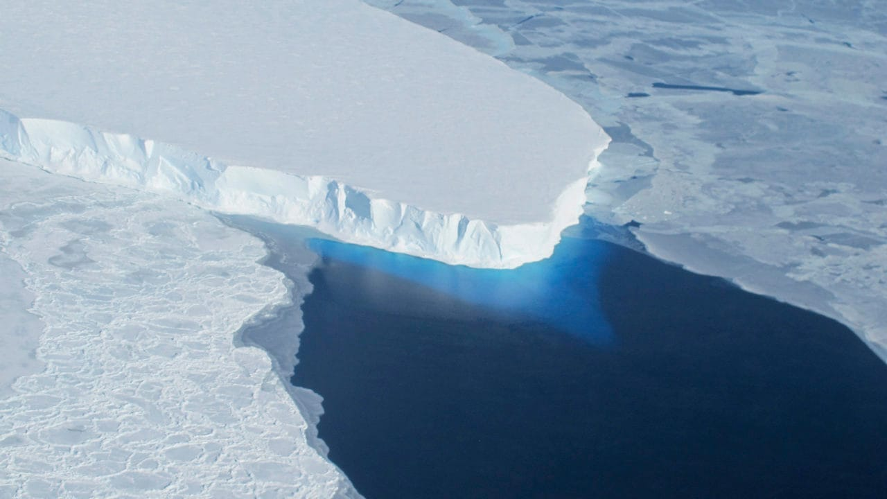 Global sea levels to rise drastically by 2100 due to Greenland, Antarcticas melting ice sheets