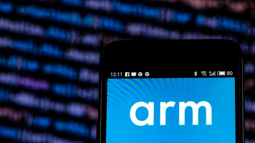 ARM is one of the world's best-known chip makers