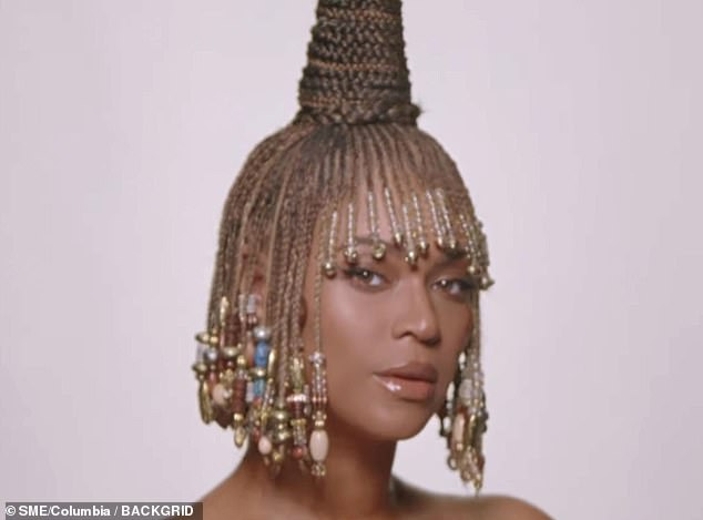 On the right track: The fund was started in 2018 by music industry executive Merck Mercuriadis, who previously managed performers including Beyonce (pictured)