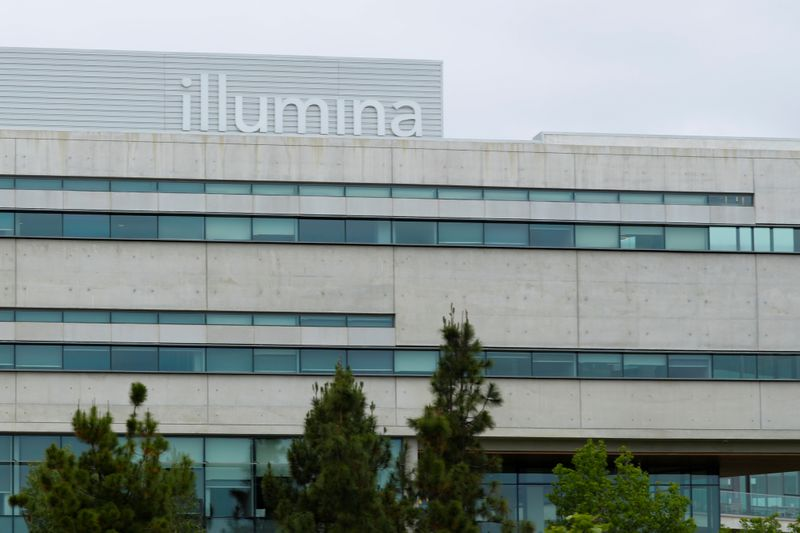 Illumina in talks to buy cancer testing startup Grail: Bloomberg News