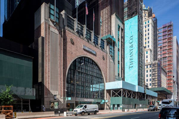 LVMH, the world's largest luxury goods company, announced in November that it had reached an agreement to buyTiffanyin a $16.2 billion deal.