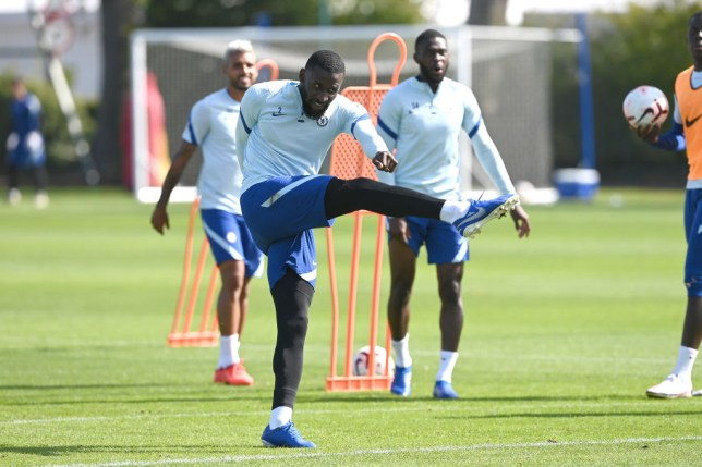Rudiger is yet to feature this season