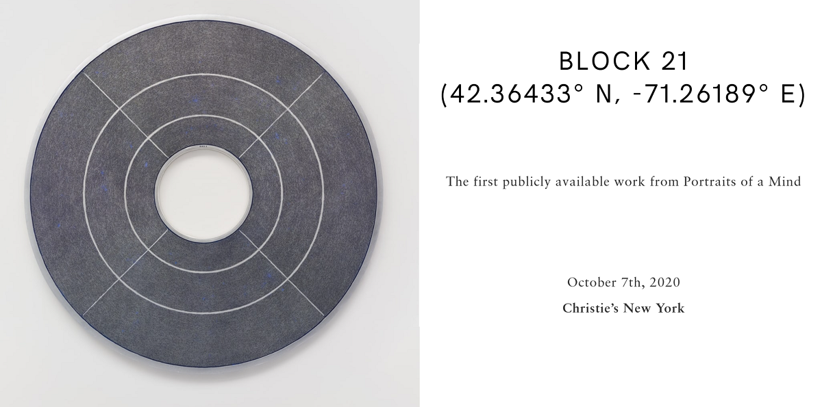 Leading Auction House Christie's Listing Bitcoin Art for the First Time