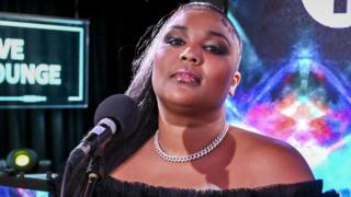 Lizzo scooped three Grammy awards, including best pop solo performance for her breakout hit, Truth Hurts