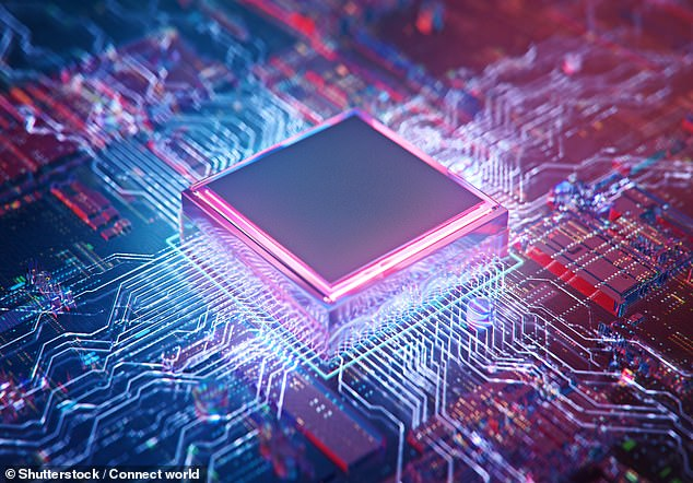 The chips are down:Hermann Hausersays it is not too late for Britain to block the £30billion bid for Arm Holdings by US giant, Nvidia