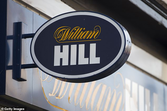 Takeover talks: William Hill is in talks about potential cash bids with both New York buyout firm Apollo Management and Nevada-based casino operator Caesars Entertainment