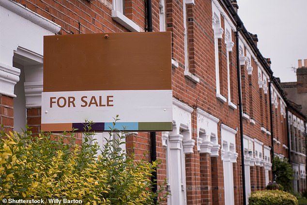 Struggle:Lenders have pulled almost all of their remortgage deals for those borrowing at a high loan-to-value rate