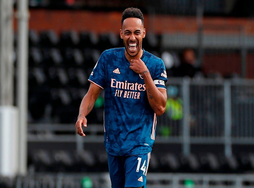 Pierre-Emerick Aubameyang has penned a long-term deal at the Emirates