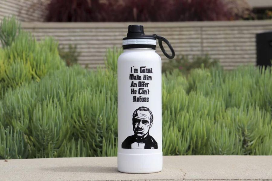Courtesy+image+of+a+Godfather+decal+on+a+water+bottle+from+Miranda+Alvarez.