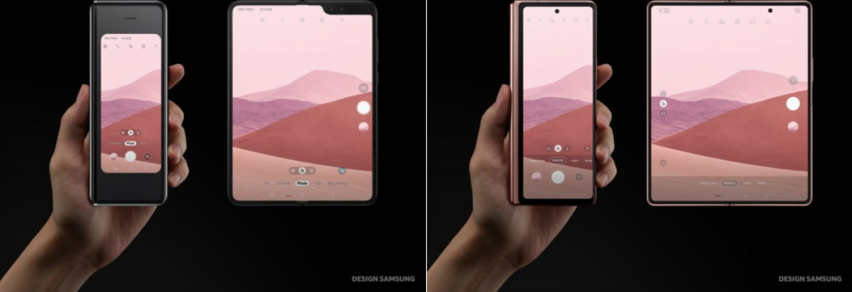 Samsung's design team talks about the innovation of the Galaxy Z Fold2 in a series of videos