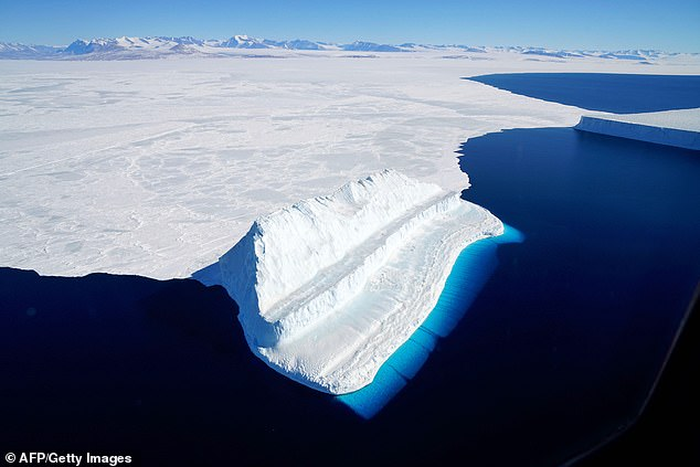An international project calculated how catastrophic the melting ice sheets of Greenland and Antarctica would be on the world's oceans. Under current greenhouse gas emission levels, it could result in a sea level rise of more than 15 inches by 2100