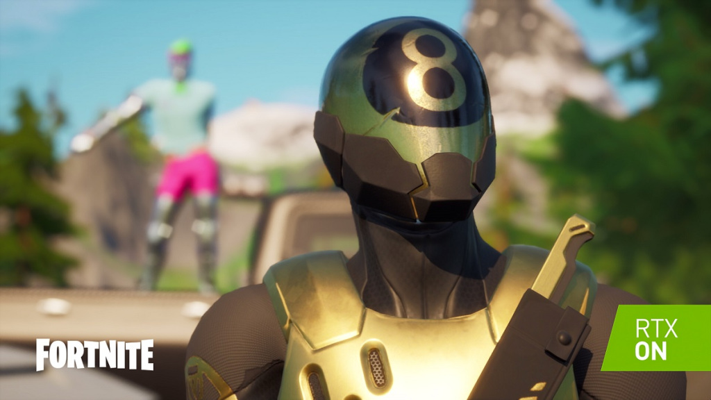 Fortnite is getting second-generation real-time ray tracing.