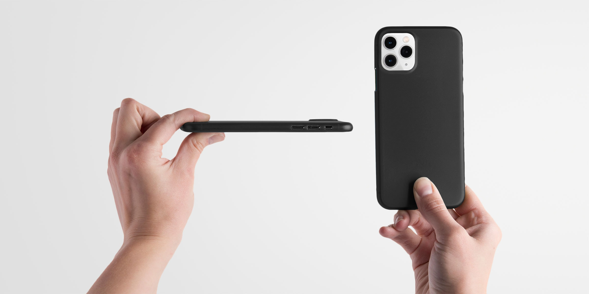 Totallee's iPhone cases are super-thin and light.
