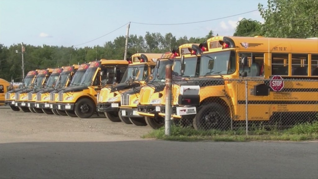 Strike 'not Off The Table' For Cumberland School Bus Drivers