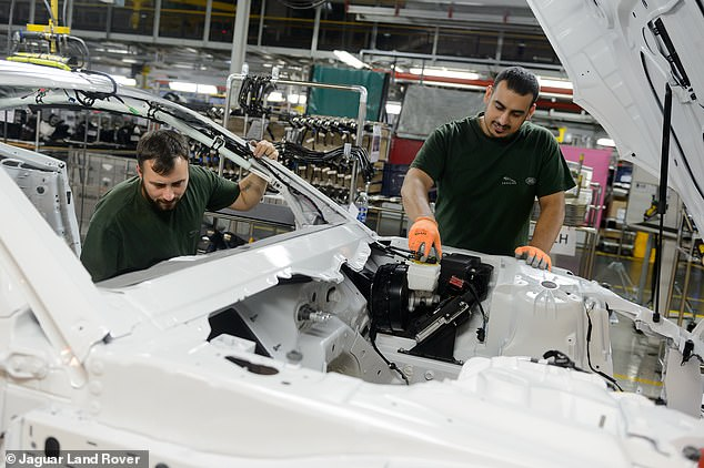 'Increasingly disturbing times' for UK car manufacturing: The reduced global demand for new cars caused by the pandemic has seen vehicle production slump another 45% in August, new figures released today have revealed