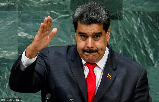 Venezuelan president Nicolas Maduro wants to sell £800m worth of gold stored in the Bank of England¿s vaults but has been blocked on grounds his government is not recognised by the UK