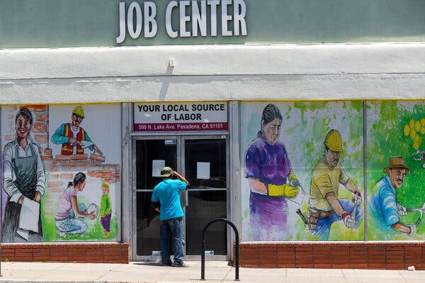 The federal program, known as Pandemic Unemployment Assistance, is intended to help gig workers, part-timers, independent contractors and the self-employed.