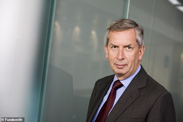Terry Smith's £21billion Fundsmith Equity fund has been the best-selling fund since lockdown