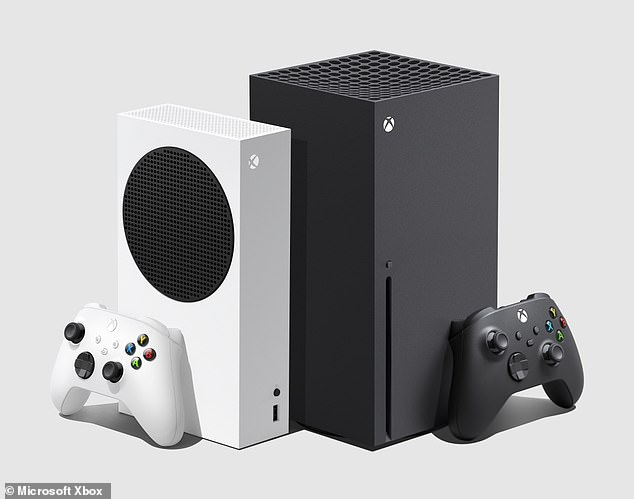 The Xbox Series X (£449.99) and Series S (£249.99) pre-orders open today from 8am BST