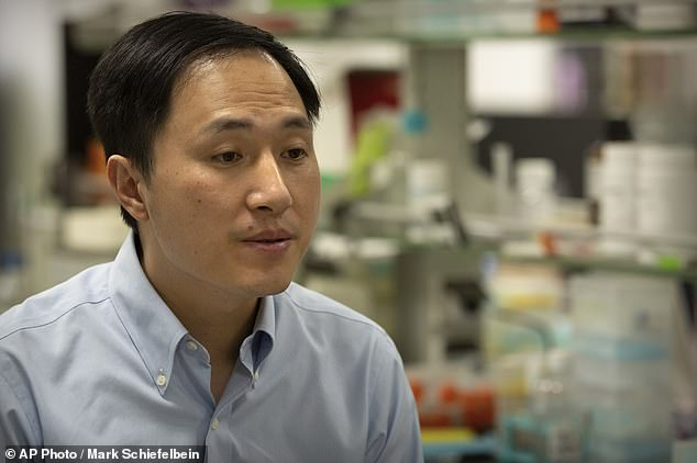 He Jiankui (pictured) shocked the scientific community when he announced in 2018 the birth of twins whose genes he claimed had been altered to confer immunity against HIV. Citizens' assemblies could safeguard against future incidents