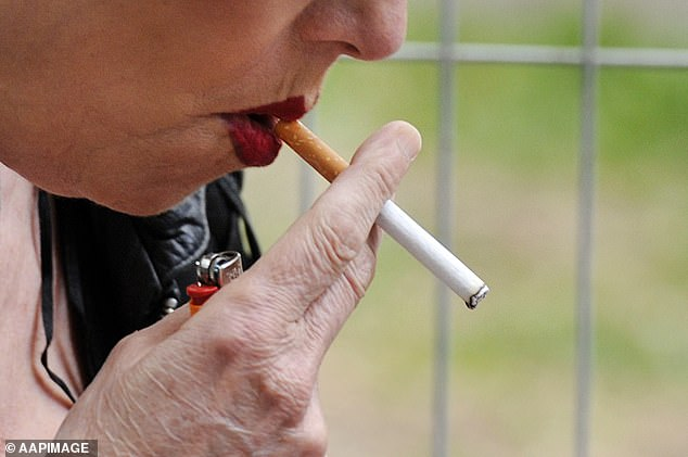 Though smoking is thought to be responsible for about 70 per cent of cases, lung cancer can also occur in people who have never smoked due to exposure to harmful chemicals, other substances and pollution