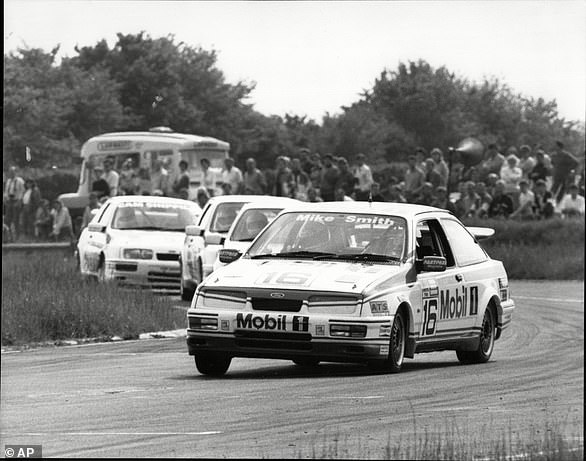 The Ford Sierra Cosworth RS500 was created so that highly-strung versions could be used for racing in series like the British Touring Car Championship