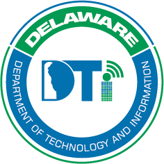 Picture of the DTI logo