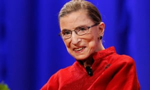 Ruth Bader Ginsburg at the Women's Conference in Long Beach, California, 26 October 2010.