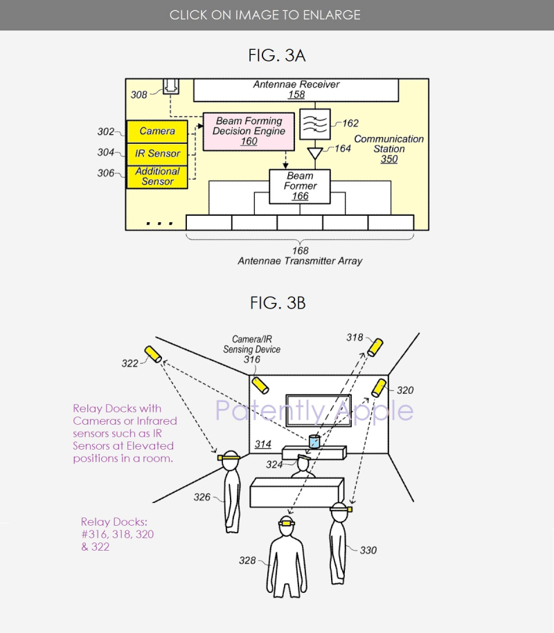3 AR-VR WIRELESS SYSTEM FOR WORK SPACES - PATENTLY APPLE REPORT POSTED SEPT 12  2020