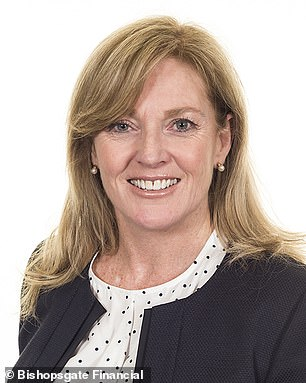 Melissa Sergeant, managing director of Bishopsgate Financial says its important to work on your elevator pitch