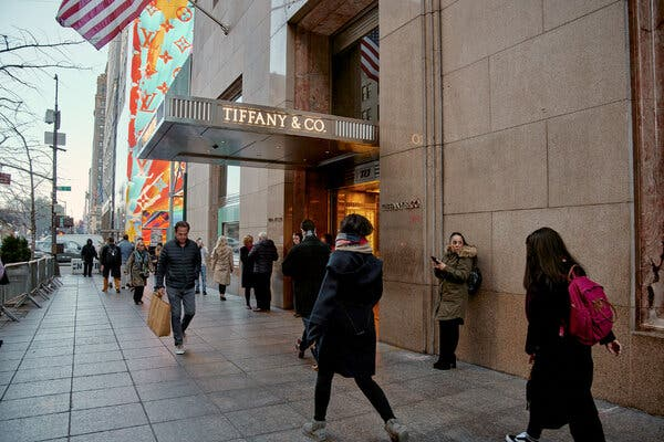 LVMH has declared that its $16.2 billion takeover of Tiffany is effectively dead.