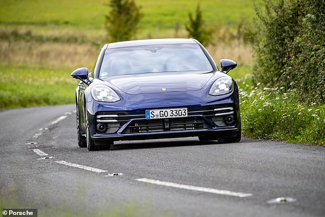 The range-topping Turbo S's meaty 4.0-litre V8 twin turbo engine develops a mighty 630 horsepower – an increase of 80 horsepower over the outgoing model - linked to a deft 8-speed double-clutch automatic gear-box