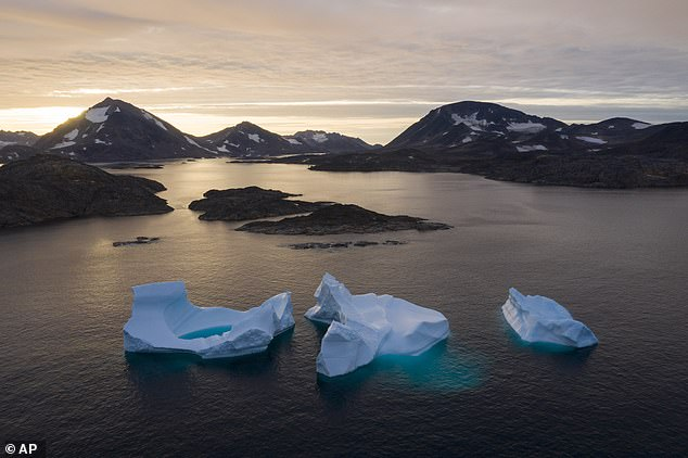 The findings of the study align with previous findings published in last year's landmark IPCC report. Data published in that report found Greenland would contribute 3.1 to 10.6 inches (8 to 27 cm) to global sea level rise between 2000-2100 and Antarctica could contribute 1.2 to 11 inches (3 to 28 cm)