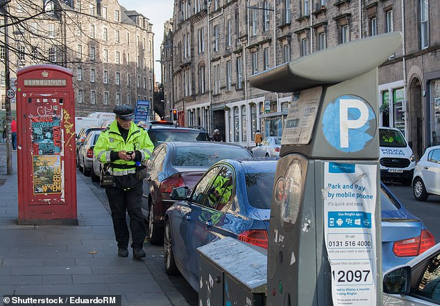 As well as the plummet in city footfall due to the pandemic, some councils also rolled out free parking for key workers during the early weeks of the nation going into lockdown as parking wardens were told to stay home