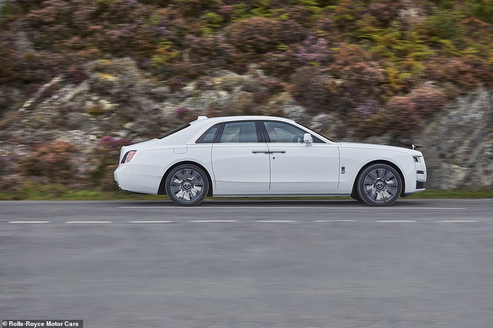A redesigned suspension system improves what Rolls-Royce delights in calling its 'magic carpet ride' ¿ what in a past era they termed 'waftability'