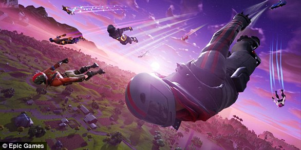 Fortnite is a battle royale-style survival shooter where players create a superhero avatar and compete against each other on a dystopian island