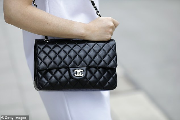High-end: Toshi has already signed up Chanel and now has its eyes on High Street names such as John Lewis