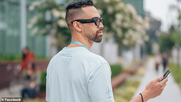 Facebook Reality Labs director Andrew Bosworth said the company was examining the legal and privacy ramifications of adding facial recognition technology to its upcoming smart glasses.