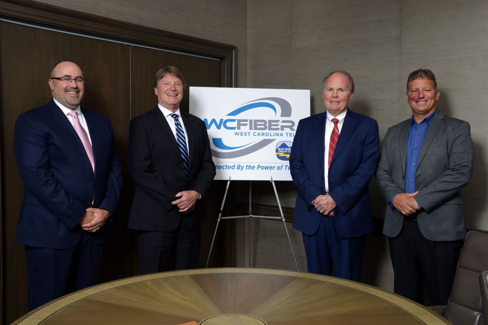 Blue Ridge Electric Cooperation has partnered with WCFiber to extend high-speed internet across its five-county territory. (Photo/Provided)