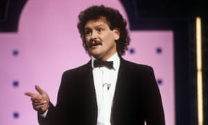 Bobby Ball in the TV series Cannon & Ball, 1986.