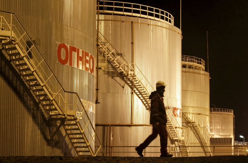 Oil Down 3% on Week; Demand Concerns Offset Euro Vaccine Progress