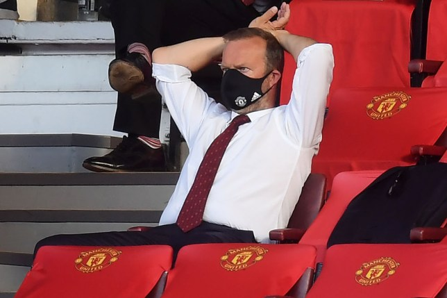 Ed Woodward presided over Manchester United's chaotic transfer window