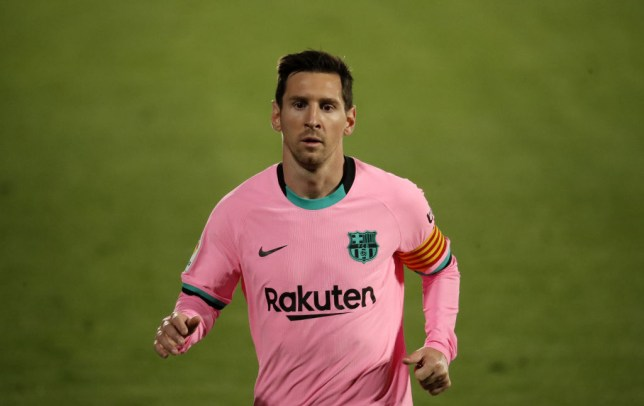 Lionel Messi was forced to remain at Barcelona having seen his transfer request rejected