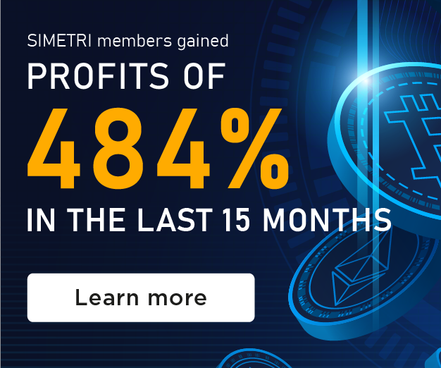 SIMETRI gains of 484%