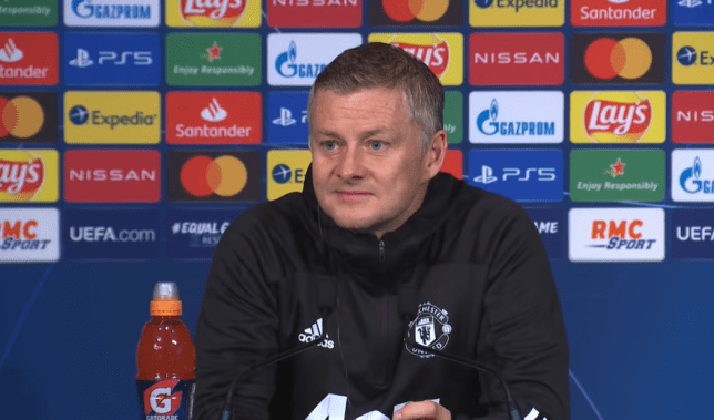 Ole Gunnar Solskjaer explains why Fred and Scott McTominay started over Paul Pogba in Manchester United's win over PSG