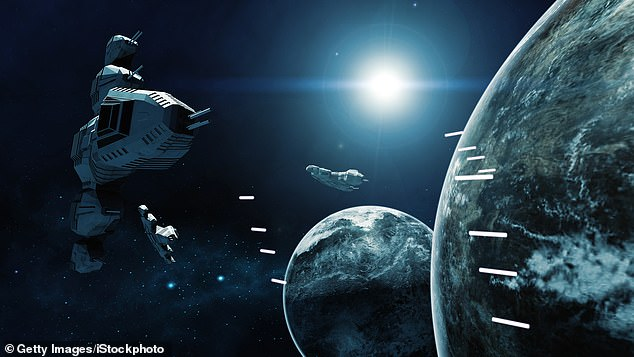 Aa professor from Johns Hopkins University warns that space expansion may lead to the extinction of humanity, suggesting it should not be attempted at all